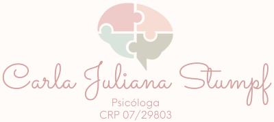 Psicóloga Carla Juliana Stumpf oferece serviços de psicoterapia em Marau/RS e também atende de forma online/remota